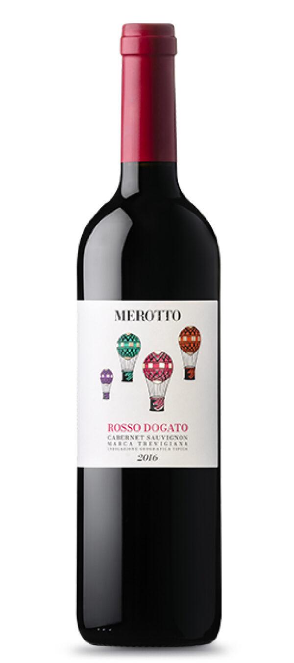 Merotto Spumanti - merotto_rosso-dogato